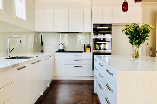 Renovate Your Kitchen With These Splashback Ideas Clover Kitchens